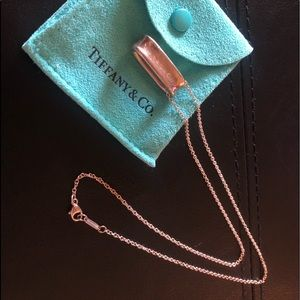 💯Authentic TIFFANY AND CO.Necklace